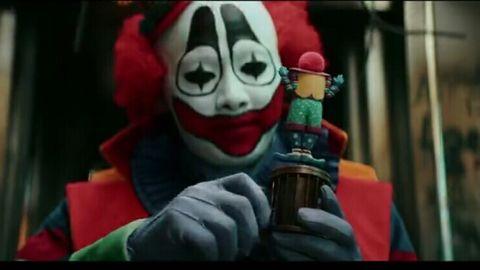 《动物世界》首曝先导预告,李易峰变身小丑闯入神秘游戏,道格拉斯震撼