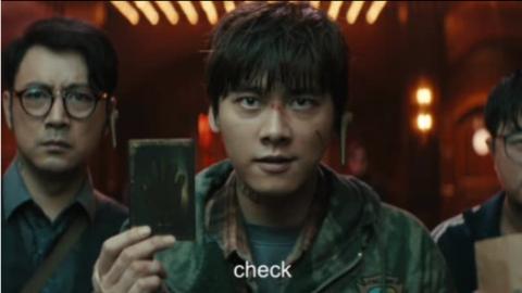 """李易峰 新闻列表  今日电影《动物世界》分享全新""""物料""""——当《动物"""