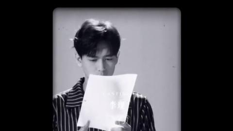 [新闻]191020 代言人李现广告大片 《卖火柴的小男孩》首映