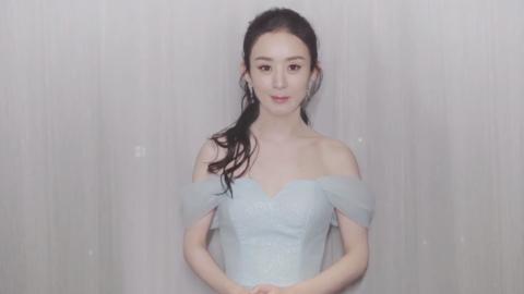 [新闻]200123 优雅形象大使赵丽颖送来新春祝福 愿新的一年继续同行