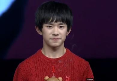 2015tfboys79易烊千玺15岁生日79
