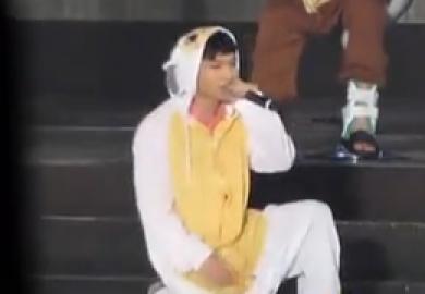 160320 首尔安可 动物睡衣