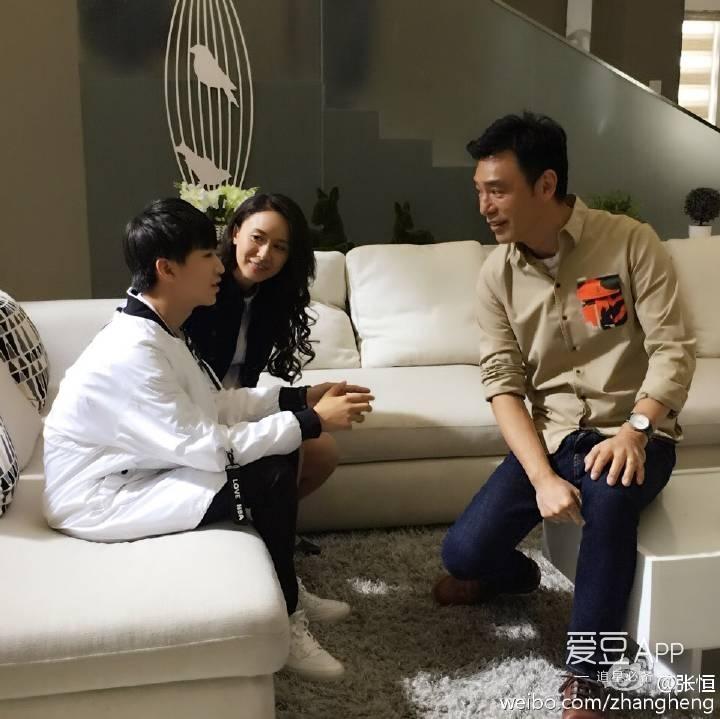 """夏常安父母出镜:""""赛娅公主""""和王俊凯同框"""