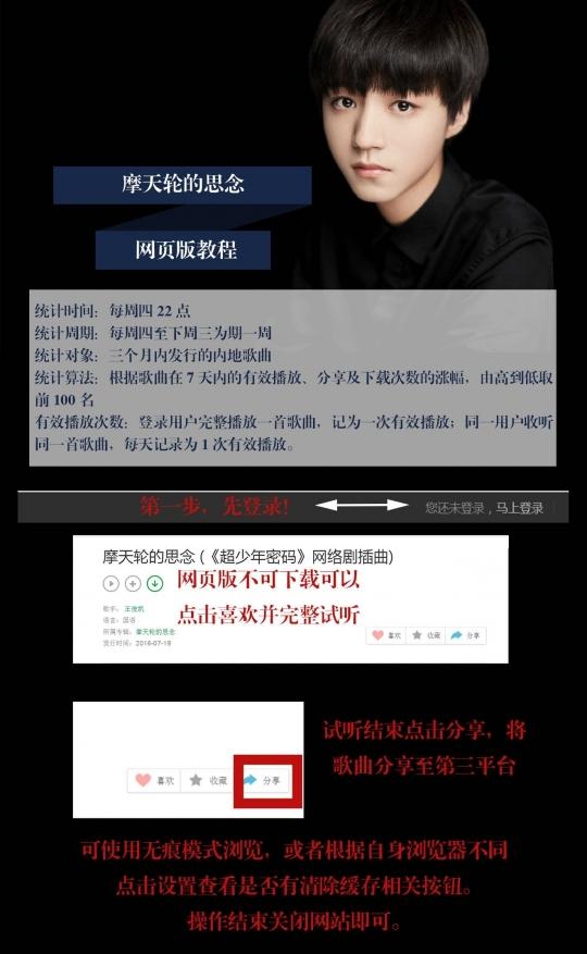王俊凯新单曲《摩天轮的思念