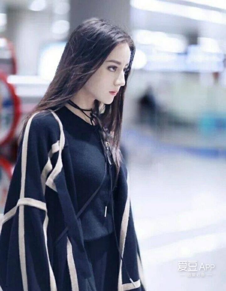 [迪丽热巴][分享]161109 热巴最新街拍 帅气女神范儿