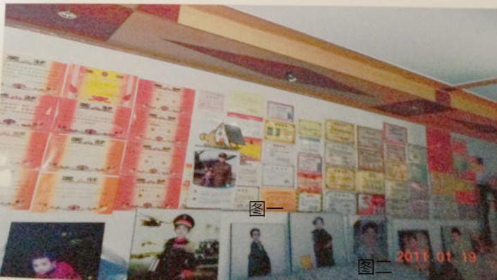 昨日(6日)某博主分享了一组千玺小时候的家庭生活照