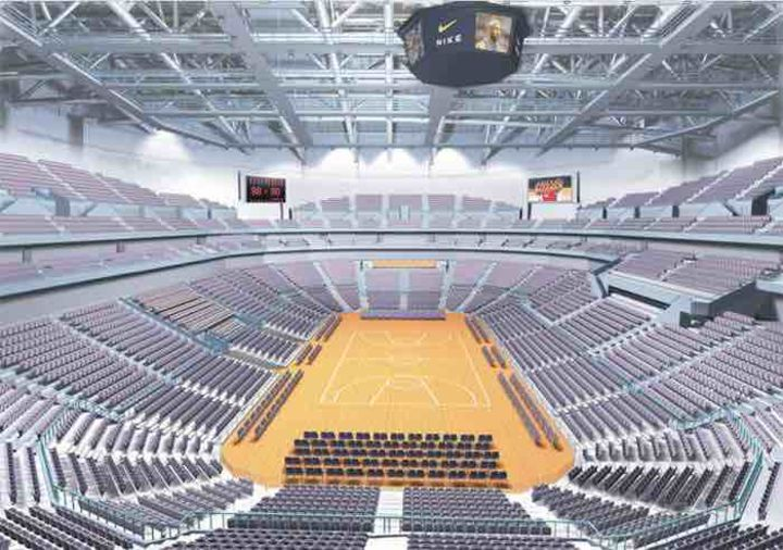 [tfboys][新闻]170701 科普南京奥体中心体育馆 可容纳13000人