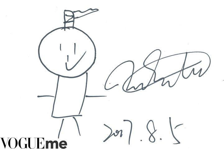 20 灵魂画手王俊凯 画画水平停留在幼儿园的崽崽