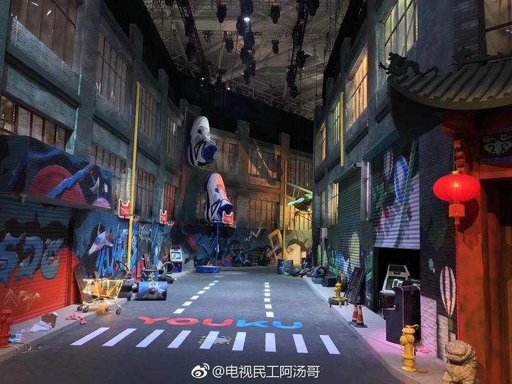 a4背景素材街舞