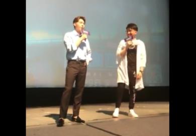 2018李易峰《动物世界》路演_图片_视频集锦-爱豆app
