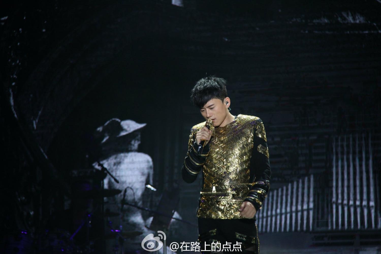 2014张杰为爱逆战巡回演唱会 - 杭州站图片