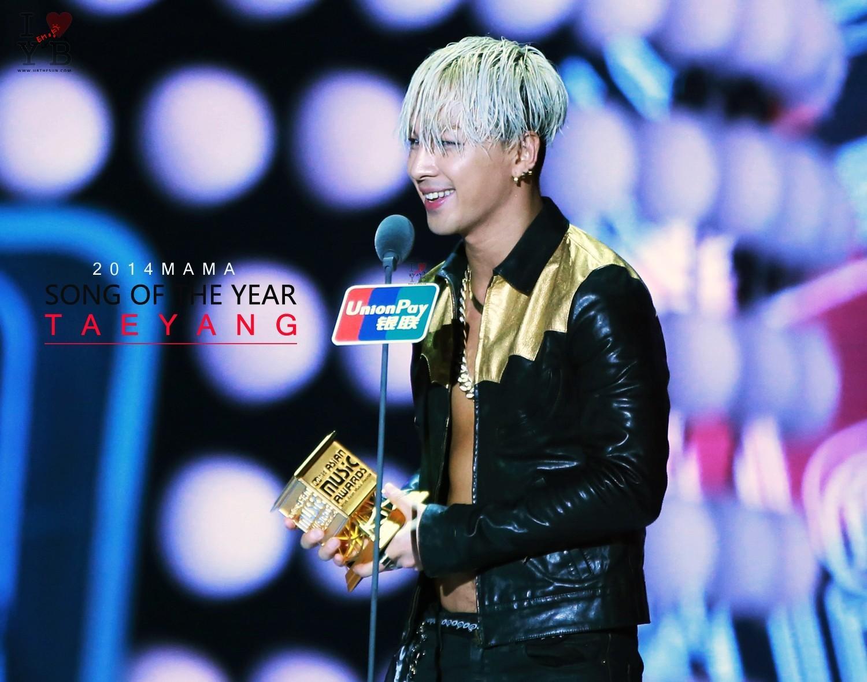 141203 2014MAMA颁奖典礼