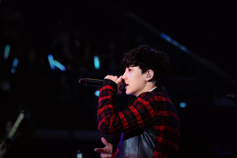 2014exo湖南卫视跨年演唱会图片