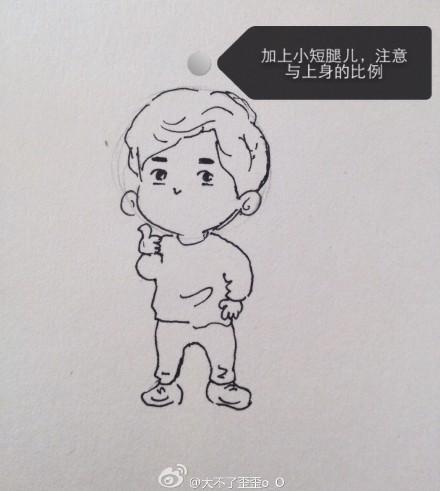 [李易峰][分享]150311 峰老大和蜜蜂q版漫画一秒速成