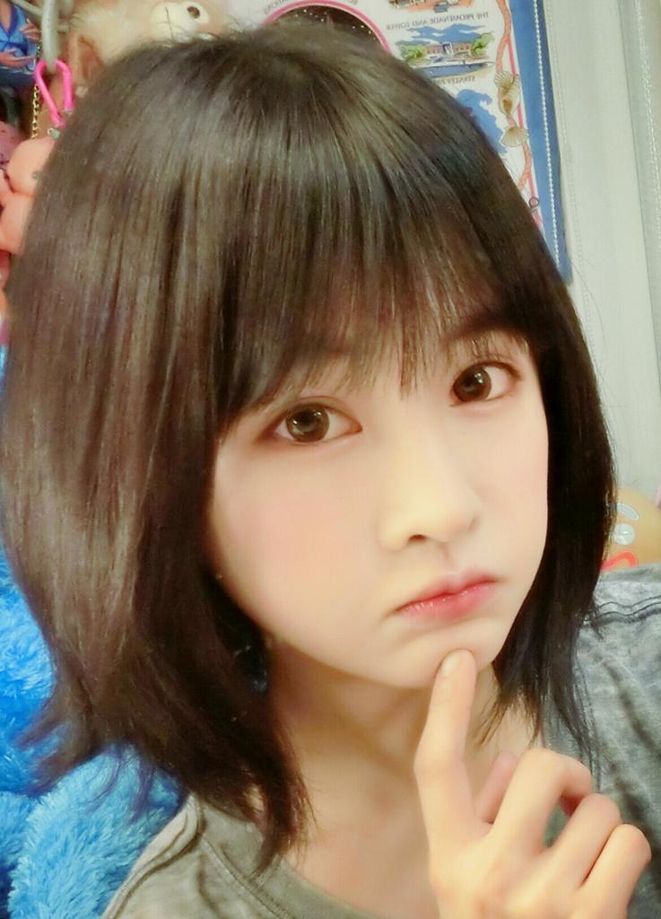 [t-ara][新闻]150404 宝蓝短发造型清纯惹人爱