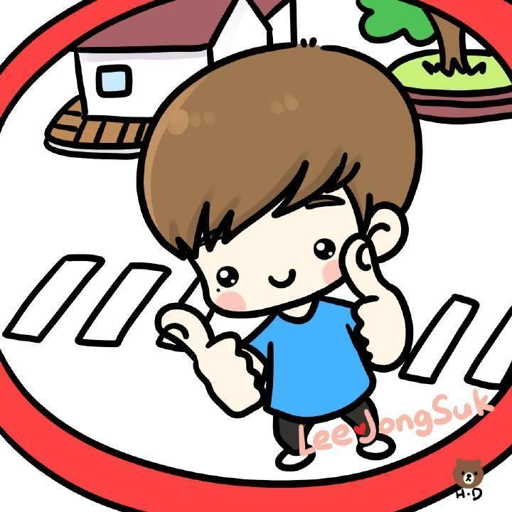 李二硕卡通萌图大放送