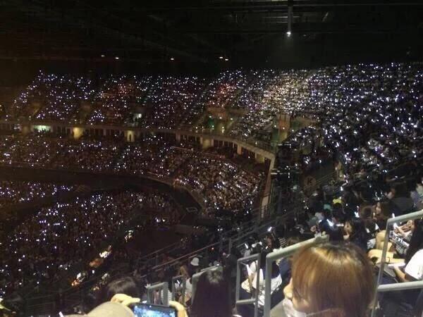 [exo][分享]150620 exo泰国演唱会day1 银海盛世图片