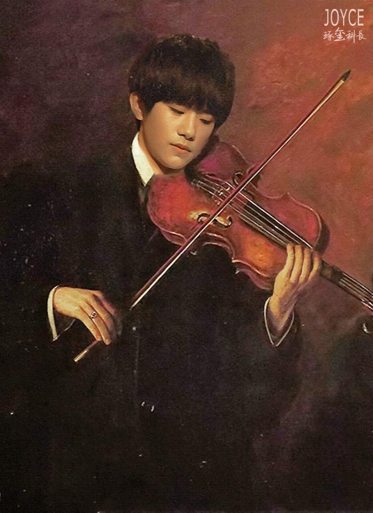tfboys小提琴歌谱