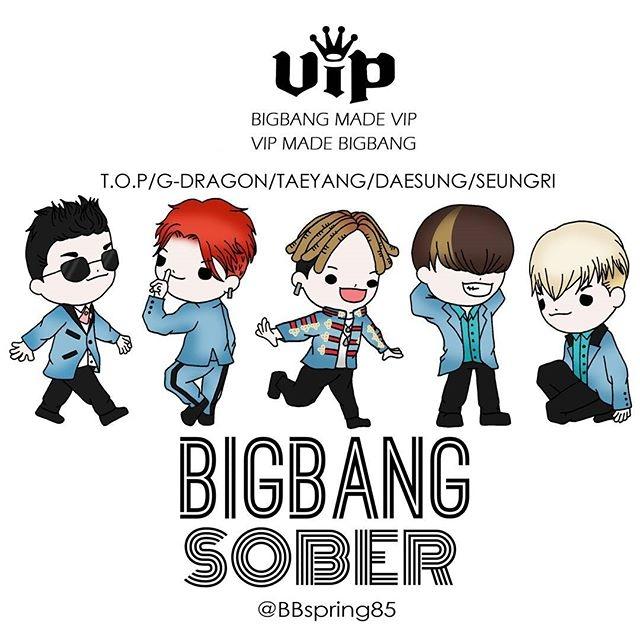 BIGBANG手绘