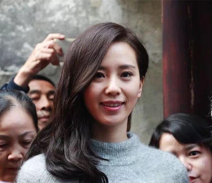 2015刘诗诗电视剧《如果可以这样爱》开机