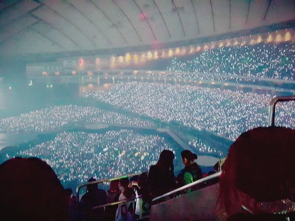 [exo][新闻]151106 今晚exo东京巨蛋演唱会银海达成图片