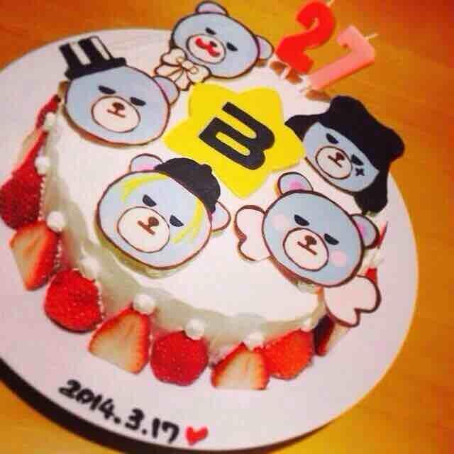 [消息]gd生日蛋糕