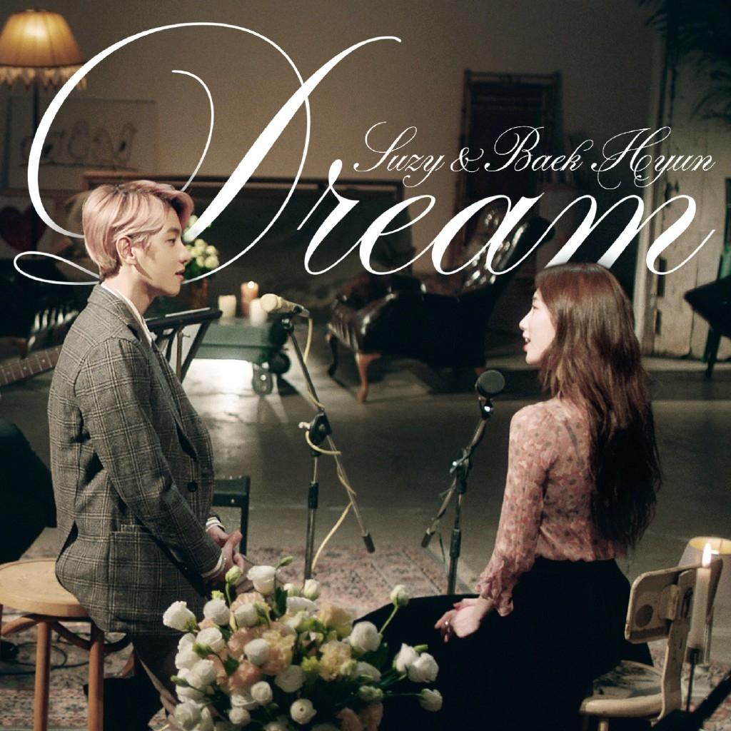 伯贤秀智合作曲《dream》预售