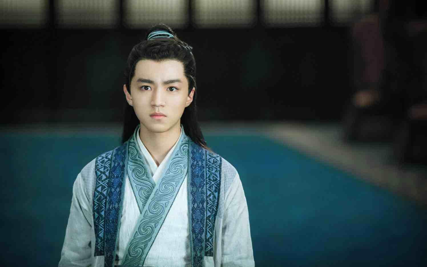 [消息]王俊凯-超少年密码-诛仙.青云志-生活照