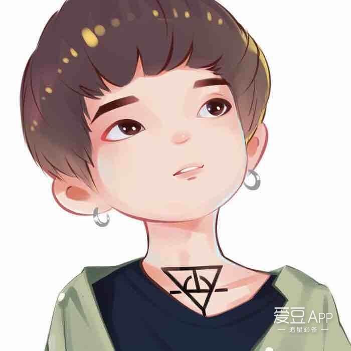 [华晨宇][新闻]160805 粉丝福利:华晨宇卡通照新出炉啦图片