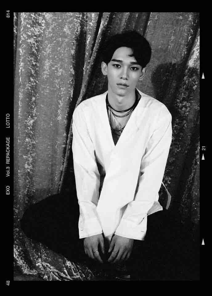 EXO新专辑 Lotto图片