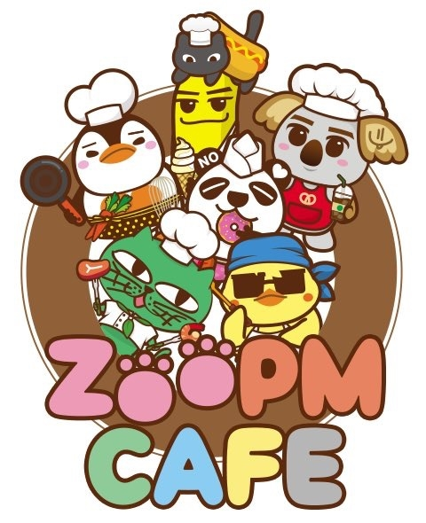 漫画咖啡店素材