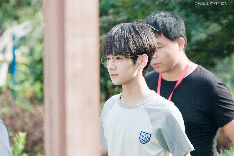 刘俊昊与tfboys搭戏 共同出演《我们