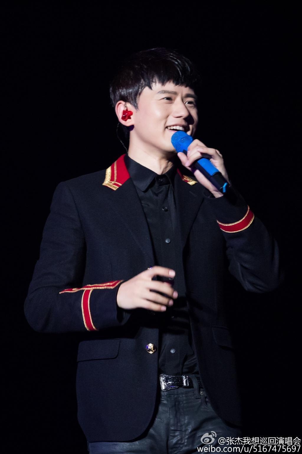 假期结束没关系 张杰上海演唱会快来了!