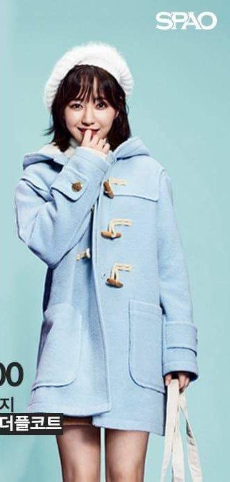 aoa 新闻列表 > 新闻详情   3日,aoa所代言的服装品牌公开了小可爱