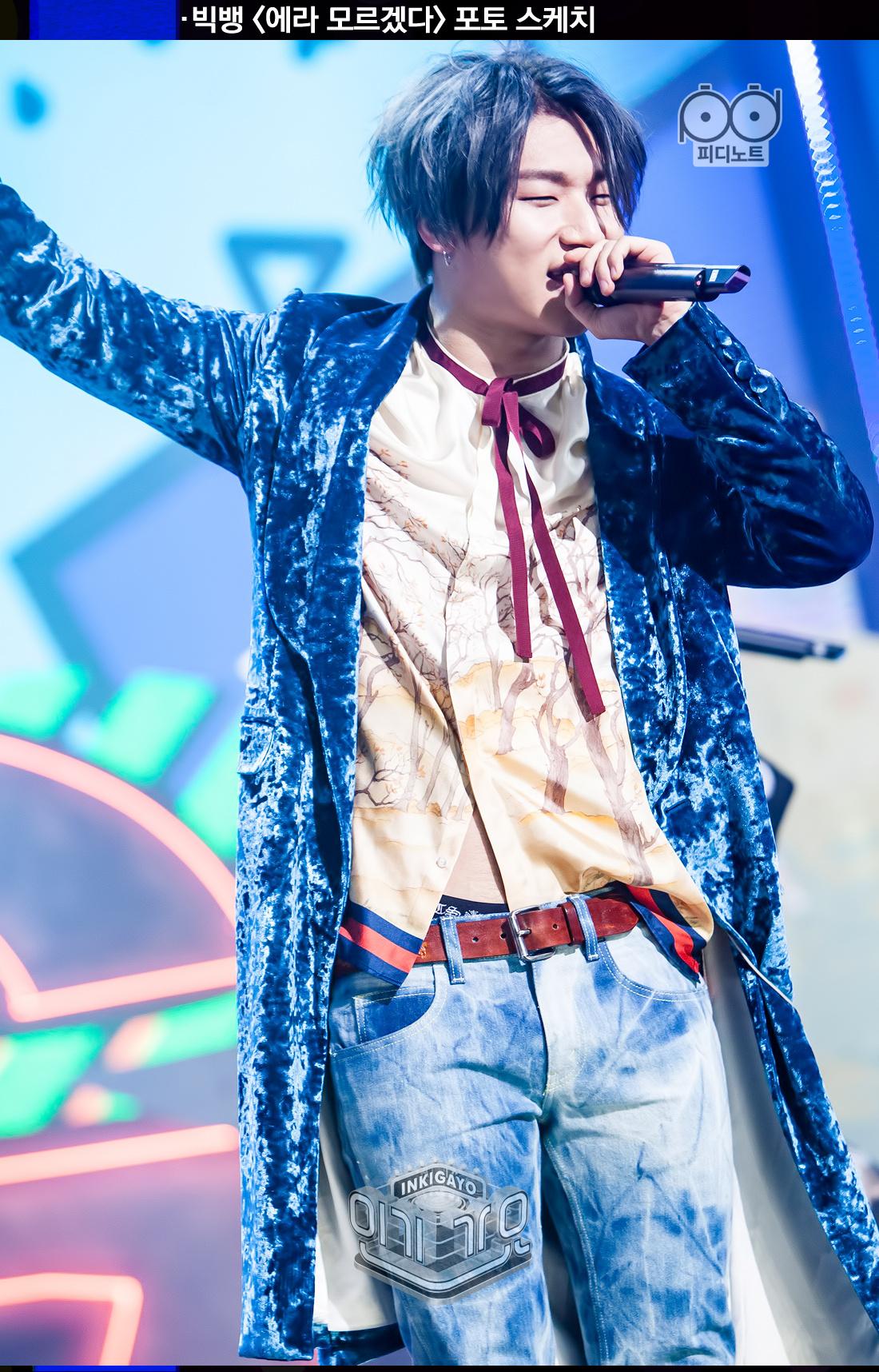 sbs人气歌谣bigbang_[BigBang][新闻]170110 BIGBANG人歌舞台美图来袭 五人五色净化眼球 ...