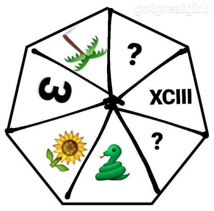 [got7][分享]170529 七个三角形组成牢固的团logo got7全员三角项链的图片