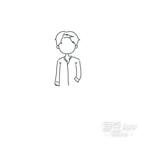 [李易峰][分享]170804 李易峰简笔画教程,蜜蜂get了吗