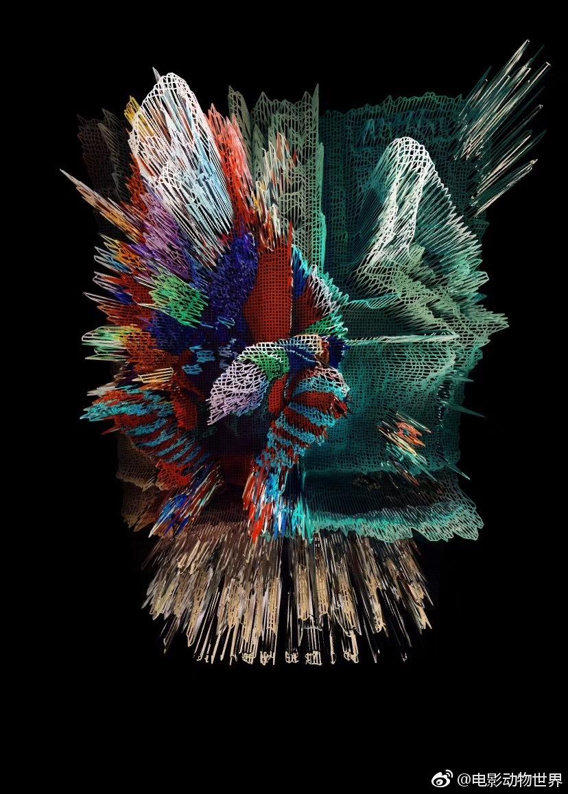 [李易峰][新闻]170920 《动物世界》曝光概念版海报 画风酷炫引发极高