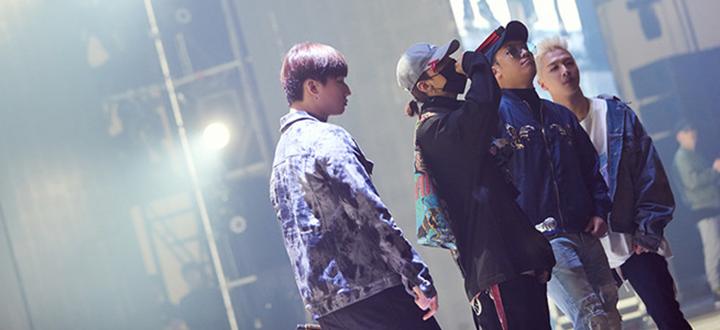 Bigbang发表入伍感想:会变成更加帅气的男人回来的