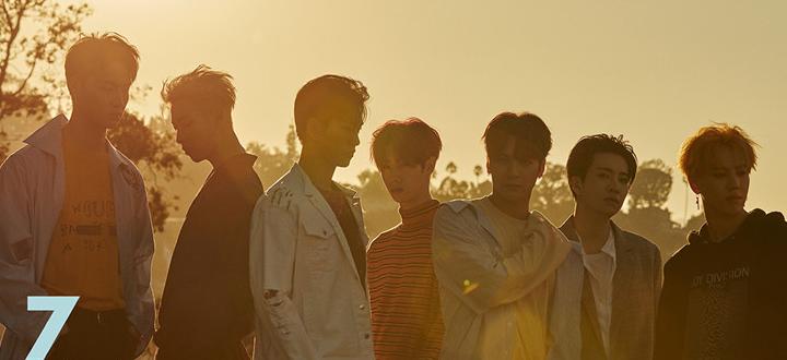GOT 7将于12月发表后续专辑 展现随性魅力吸引视线