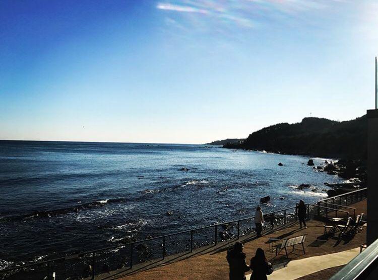 ins风景壁纸海边