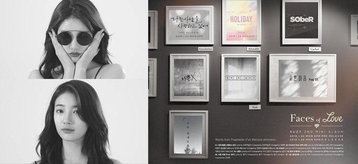 秀智22日发表先行曲《爱着其他人》,29日携新专辑回归
