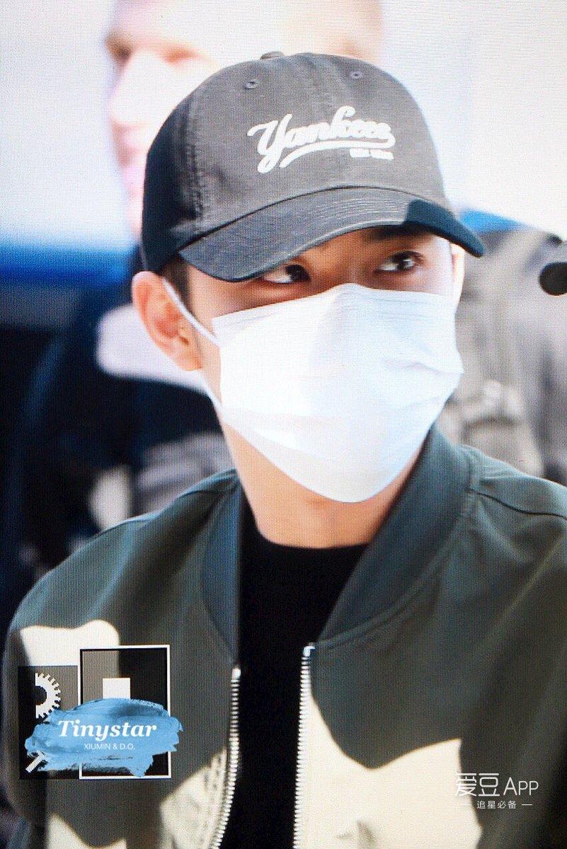 [EXO][新闻]180302 EXO为演唱会行程启程飞新