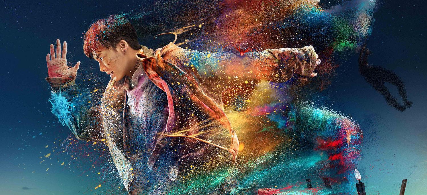 电影《动物世界》同名主题曲MV重磅发布  体现郑开司坚守心中道义