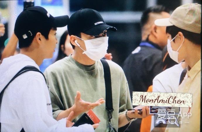 "[EXO][分享]180709 ""哥,老四真的不是我搞丟的!"""