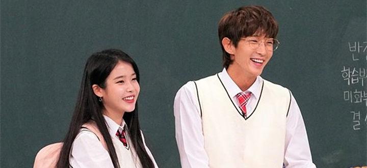 IU-李准基出演《认识的哥哥》获最高收视率7.3%!