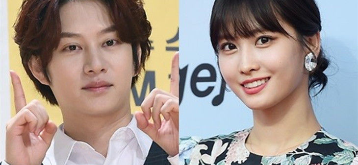 SM方面否认金希澈&TWICE成员Momo的恋爱传闻
