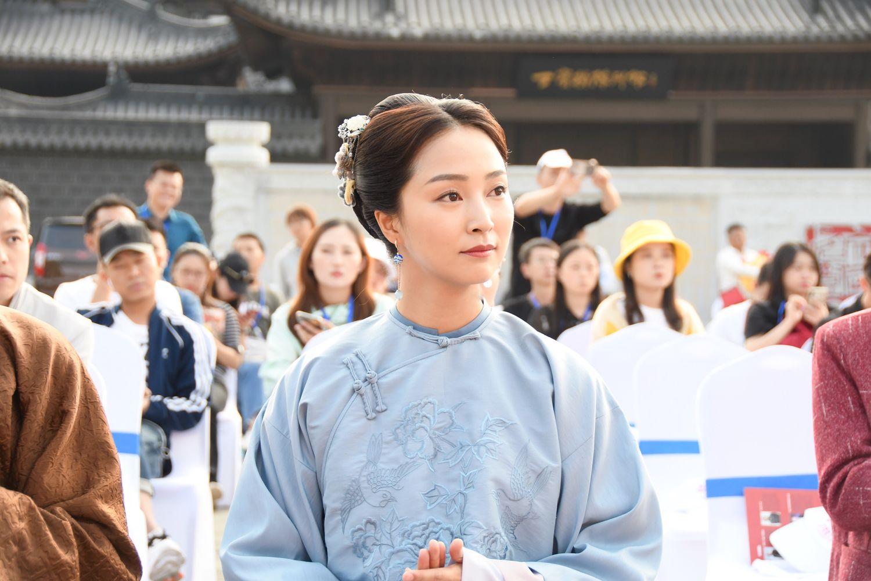 電視連續劇《民為天之丁寶楨》在貴州省織金縣舉行開機儀式