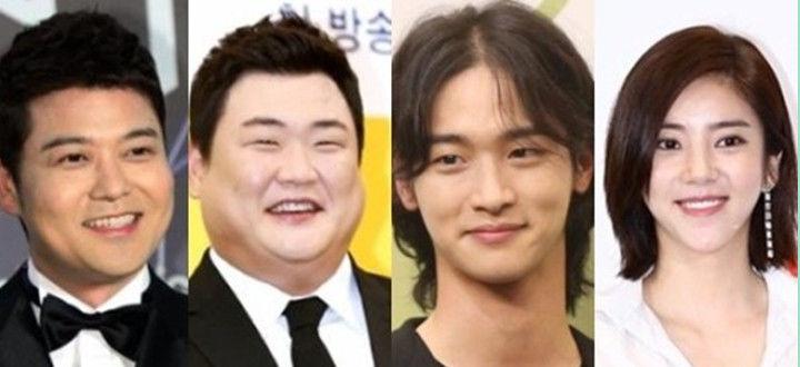 """全炫茂X张东润X孙淡妃X金俊贤当选""""2019 KBS演艺大赏""""MC!"""