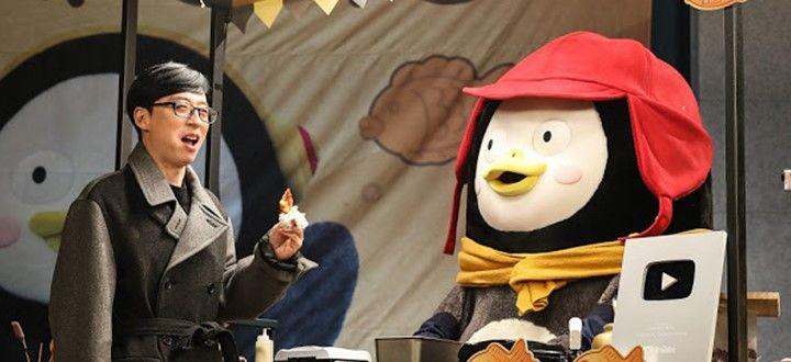 """刘在石出演31日""""GIANT PENG TV""""!与pengsoo再一次见面"""